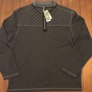 Men's G.H. Bass & Co. Mountain Fleece NWT - Black